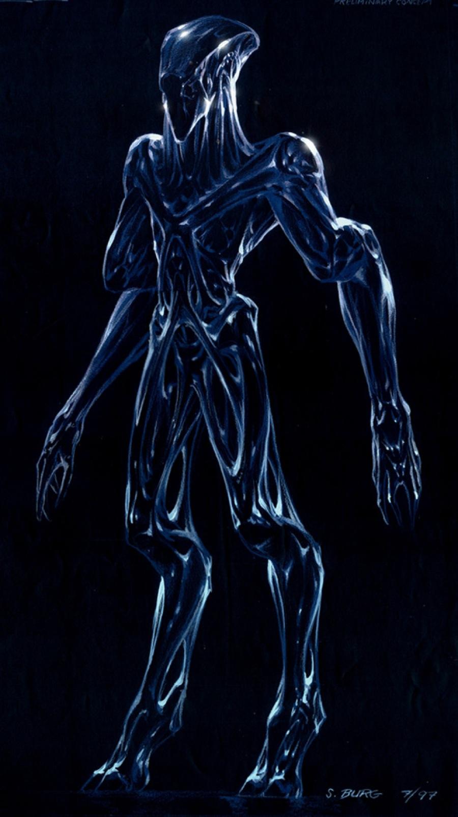 Titan ae drej creature