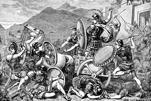Ancient greek warfare 2