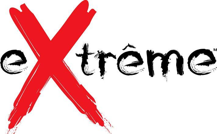 Extreme logo f
