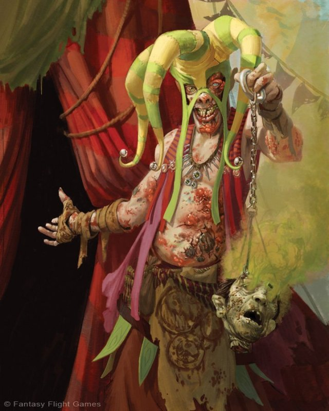 640x800 8212 cultist of nurgle 2d illustration horror picture image digital art