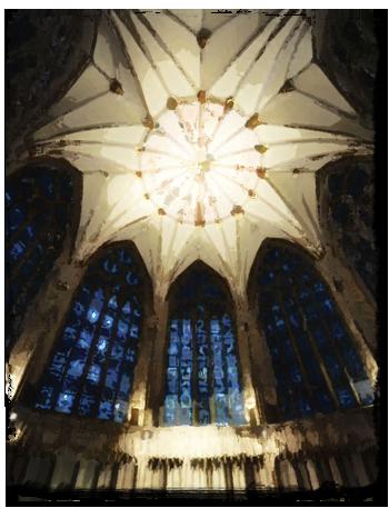 York ceiling