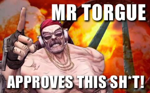 Mr torgue