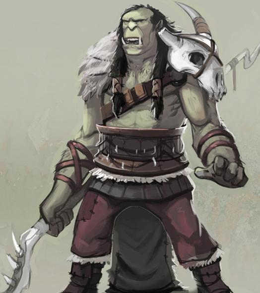 Jukha warbringer