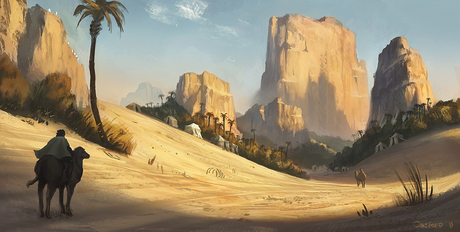 Khinasi oasi