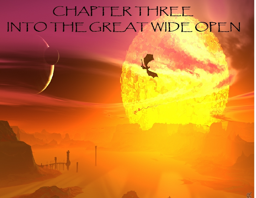 Chapter 3 into the great wide open