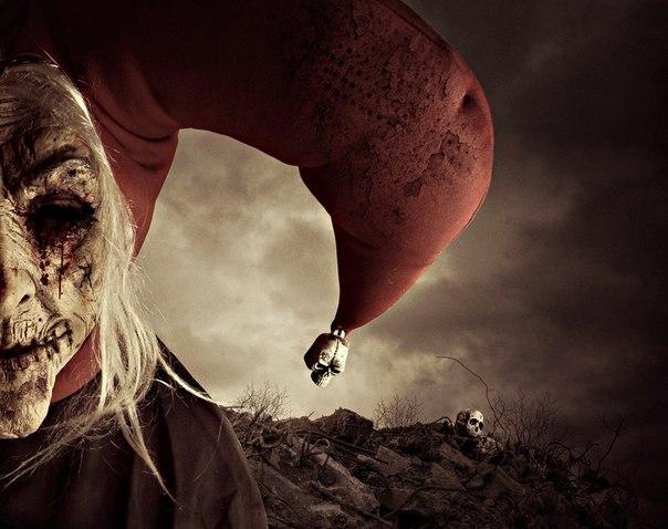 Dead jester