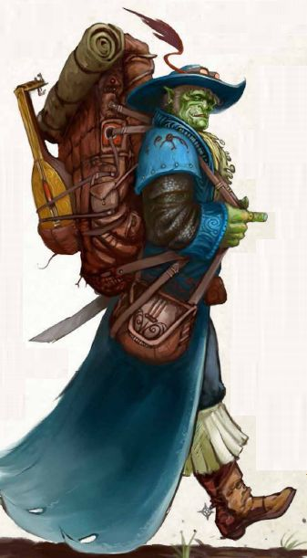 Image result for orcish merchant