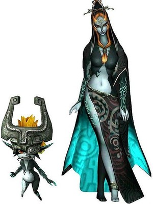 Resized midna