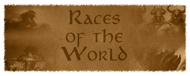 Racesoftheworld