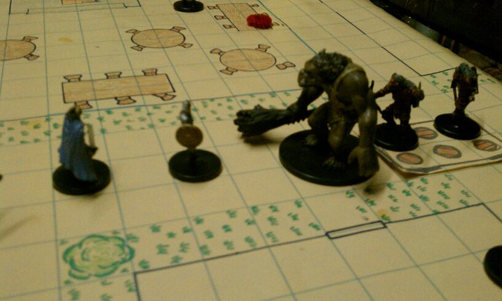 Brindol ogre encounter