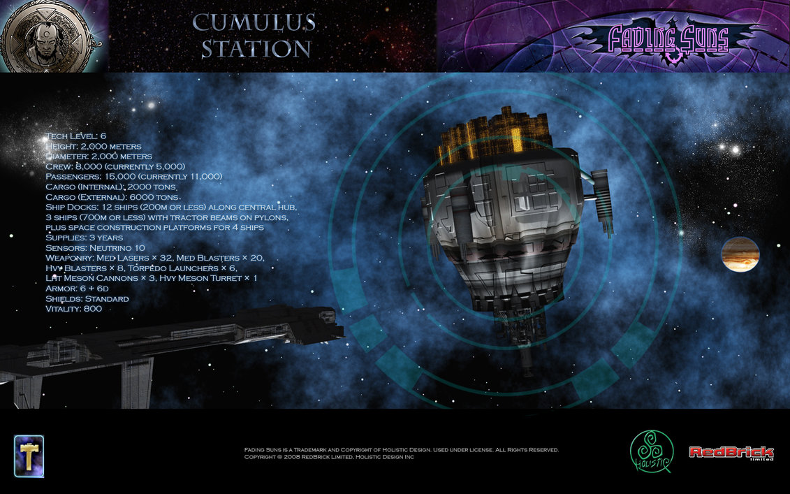 Cumulus station wallpaper by digger2000