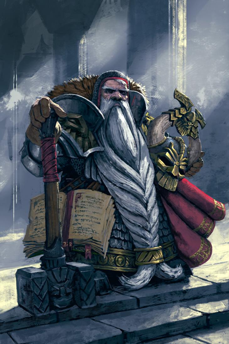 Thane furagrum kazorson   chief lawbringer