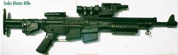 Rosso 10 blaster rifle crop