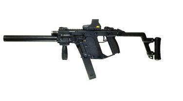 Firearm k vector suppressed crop
