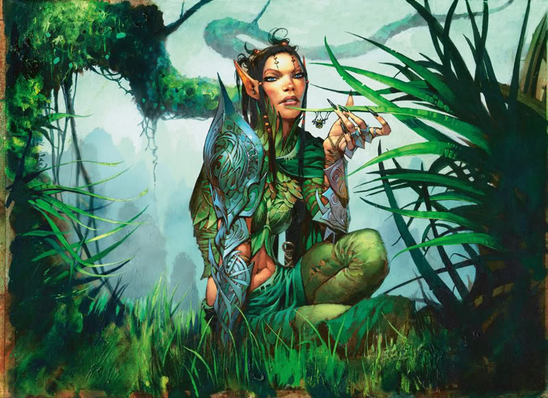 Arch druid blackthorn