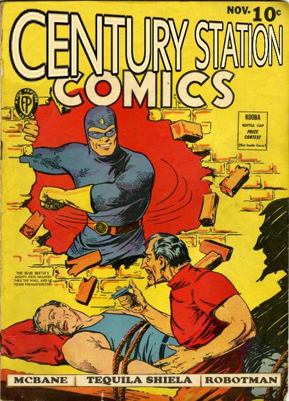 Cc comics