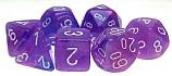 Chessex wild purple