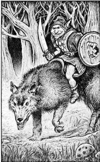 Jinete de Lobo