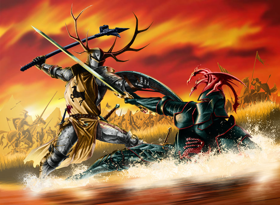 Robert vs rhaegar a song of ice and fire