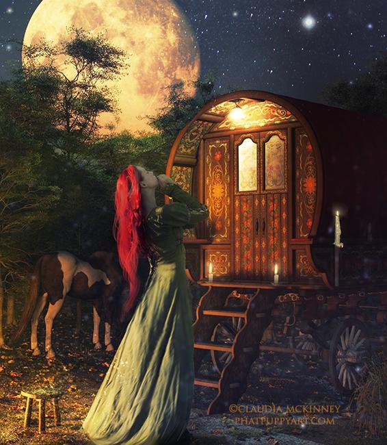 Marta the gypsy