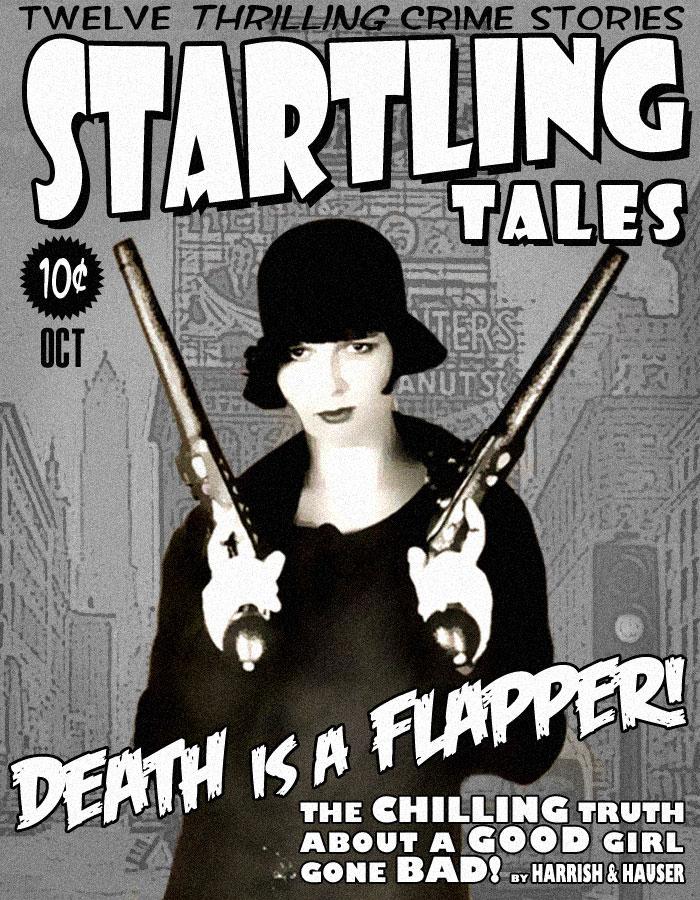 Startling Tales - October, 1926
