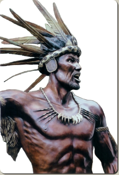 Zulu warrior1