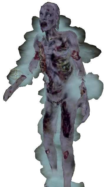 Chillborn zombie