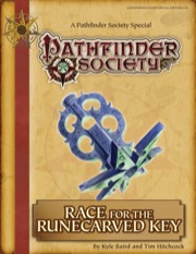 Race for the runecarved key