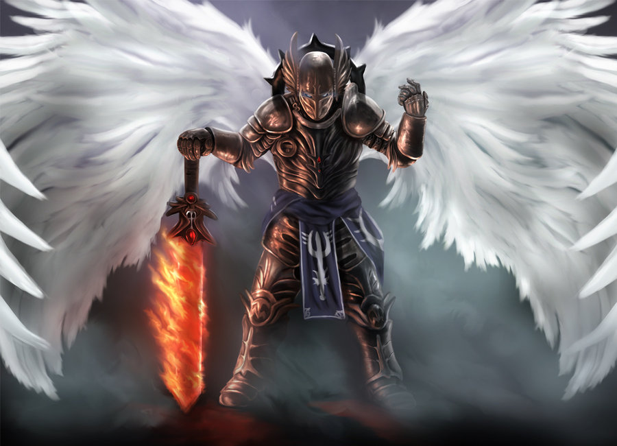 Archangel by el sharko d4bq2cx