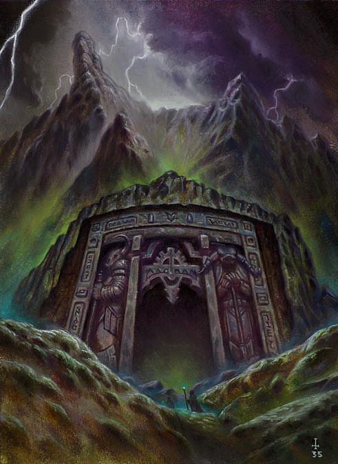 Minotaur gate