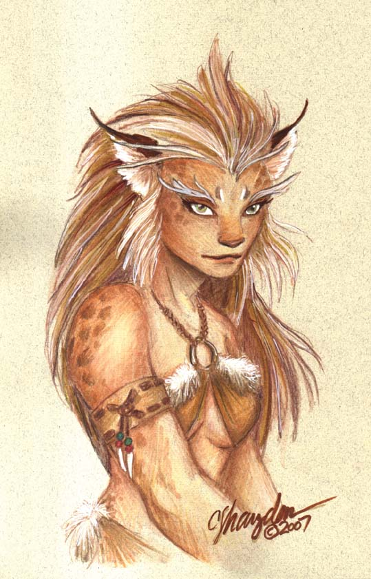 Lynx by mommy spike
