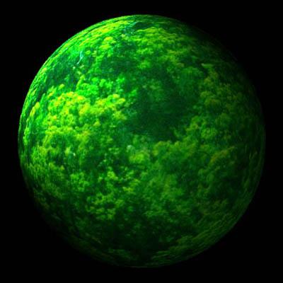 Life elemental orb