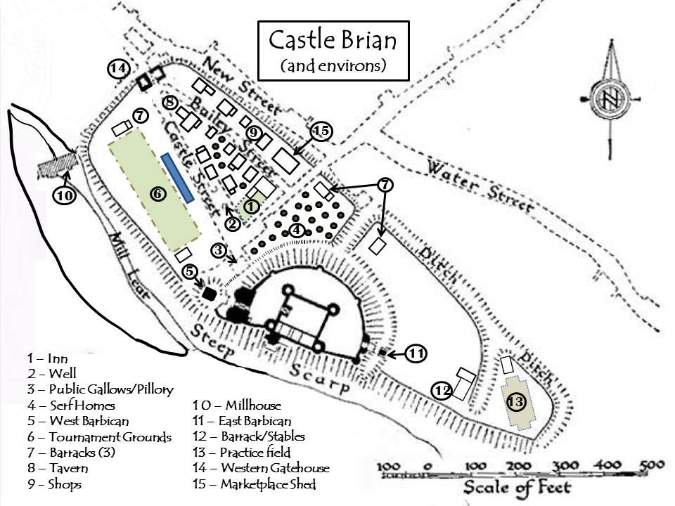 Castle brian