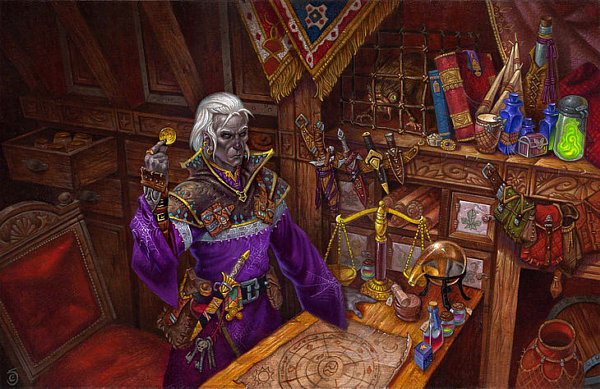 Gendar's Curios and Relics