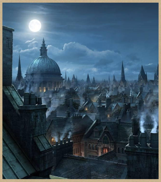 Night of london