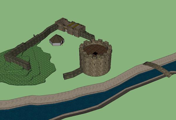 Old fort 1