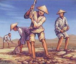 Heimin laborers