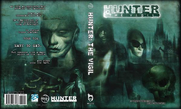 Hunter: The Vigil Corebook