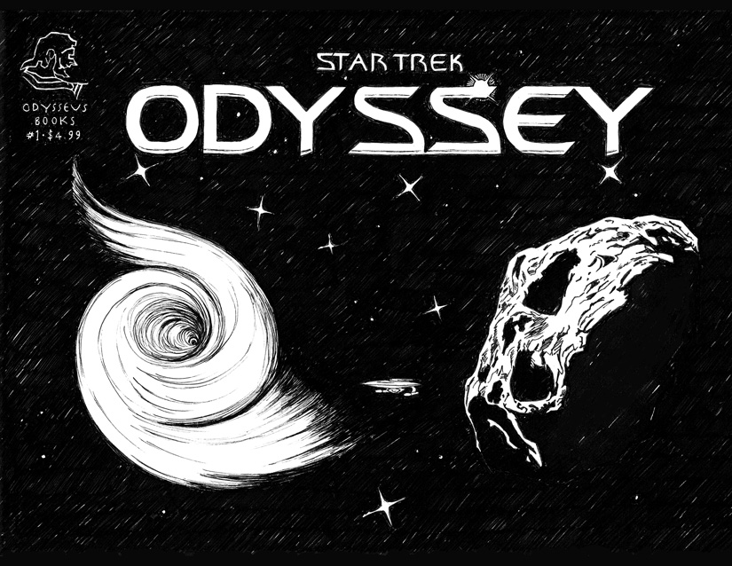 Star trek odyssey 0000 cover small