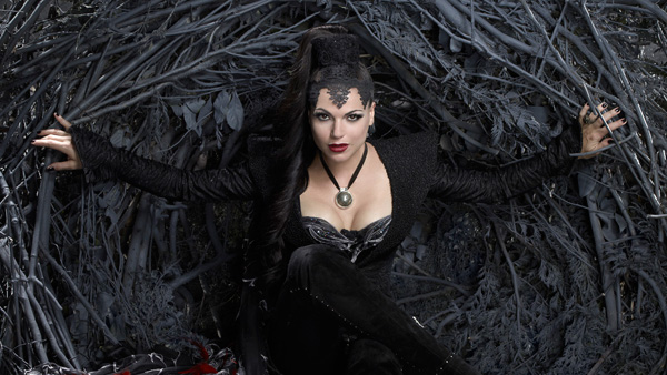 Lana parrilla evil queen