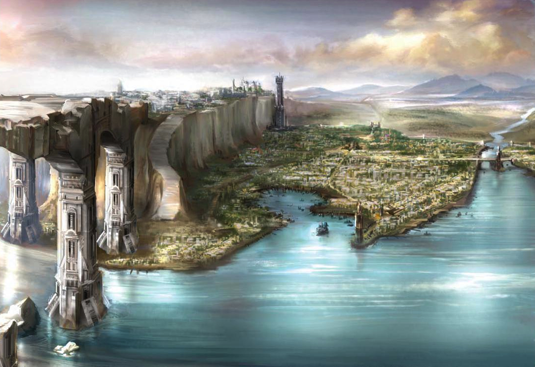 City of magnamar