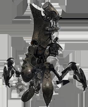 Clockwork Beast of Xin