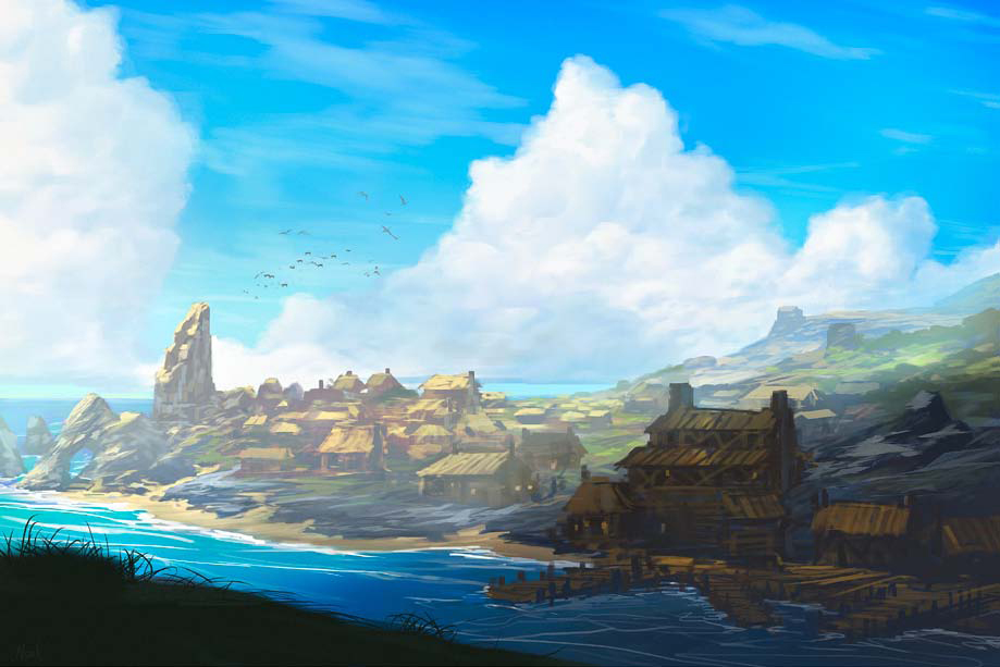 Sandpoint vista