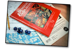 BASIC Dungeons & Dragons Red Box