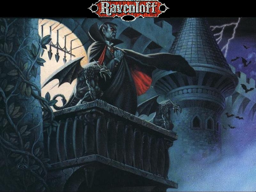 Ravenloft strahd