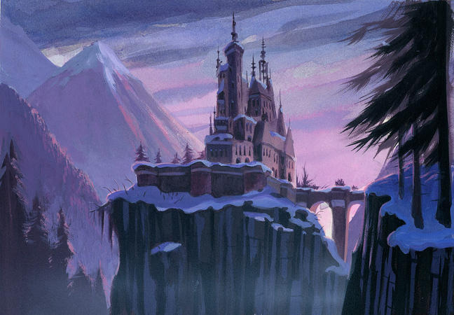 Castle Greylock | Amon Kareth: The Vault of Death ... Beauty And The Beast Castle