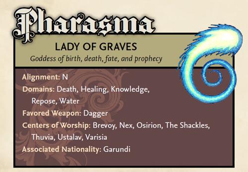 Pharasma