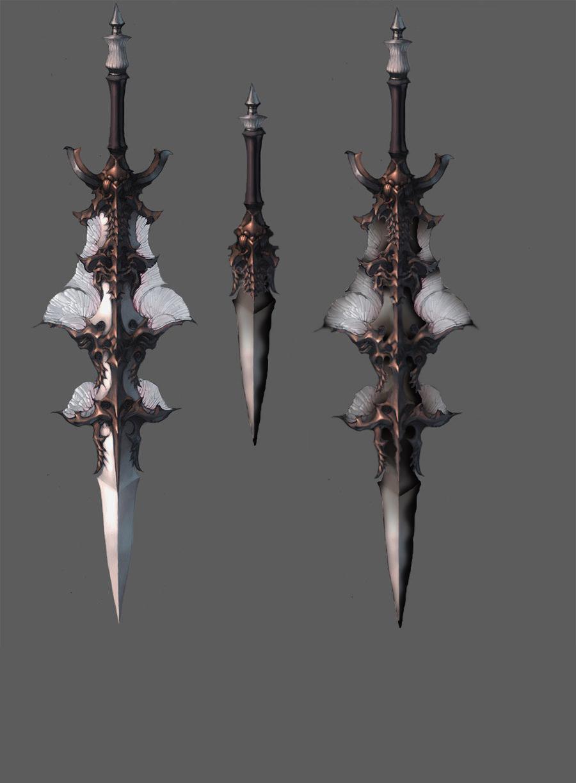 Onyx blades