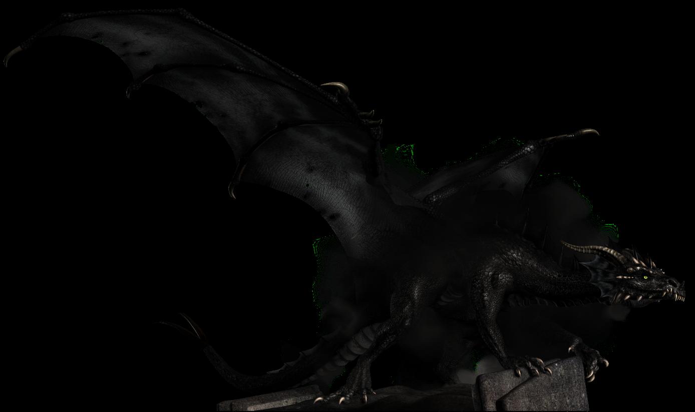 Shadow dragon by ascynd d46ozu0