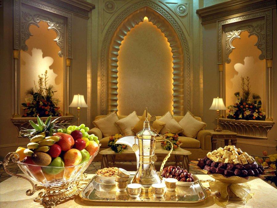 Ottoman room service